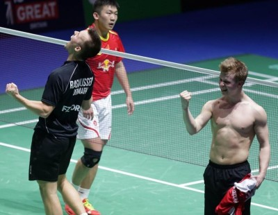 All England 2014: Day 2 - Liu/Qiu Suffer Men's Doubles Jinx