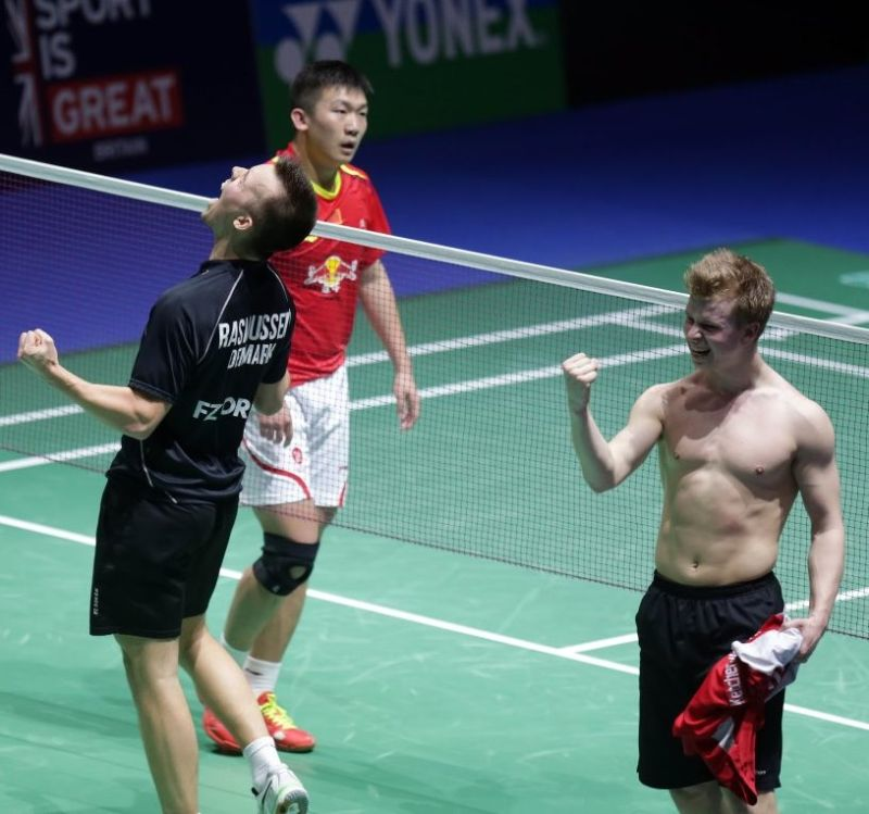 All England 2014: Day 2 – Liu/Qiu Suffer Men's Doubles Jinx