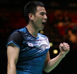 All England 2014 - Day 4: It's Ko Sung Hyun's Day