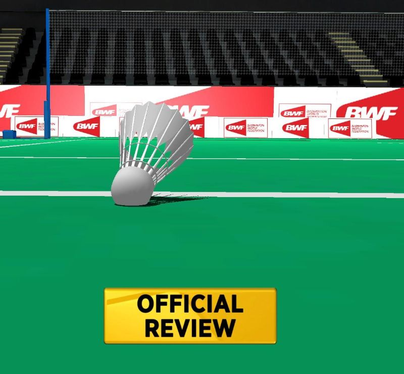 'Hawk-Eye' to Determine 'In or Out'