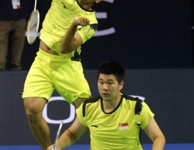 Singapore Open 2014 - Day 1: Chrisnanta/Triyachart in Main Draw