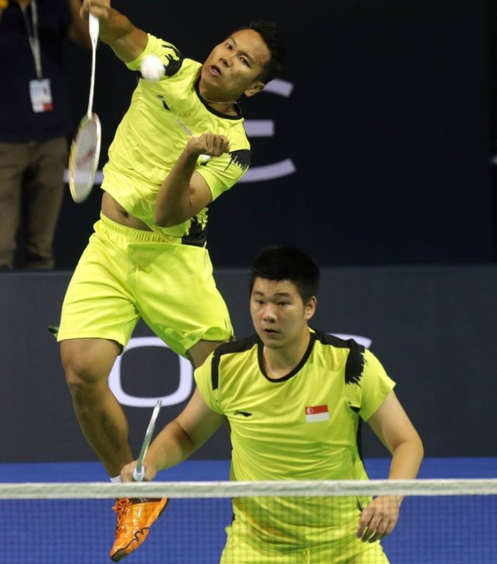 Singapore Open 2014 – Day 1: Chrisnanta/Triyachart in Main Draw