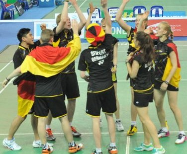 Suhandinata Cup 2014 - Day 1: Germany Survive Stiff Tests