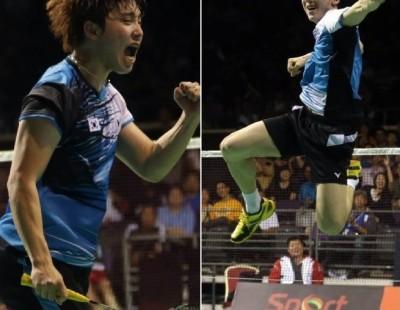 Singapore Open 2014 - Day 4: Massive Win for Koreans