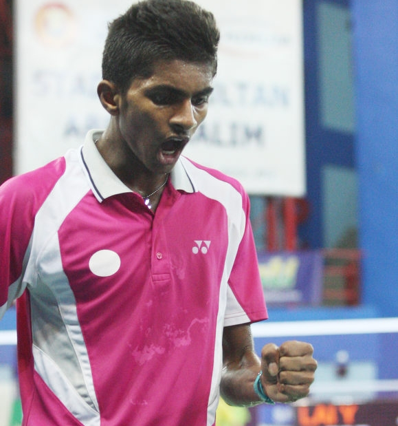 BWF World Junior Championships 2014 – Day 2: Dias Fights Off Cramps to Win