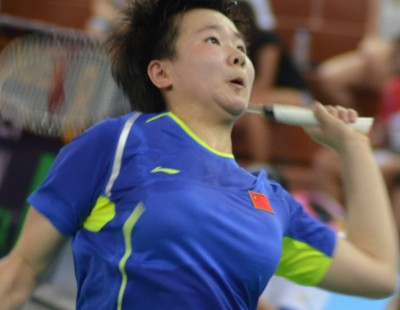 BWF World Junior Championships 2014 - Day 4: Top Seed Christie Falls