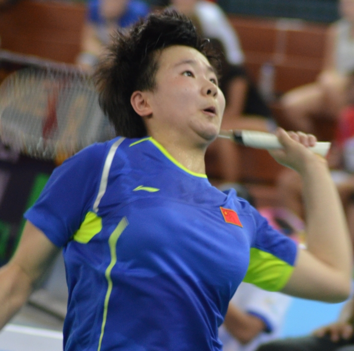 BWF World Junior Championships 2014 – Day 4: Top Seed Christie Falls