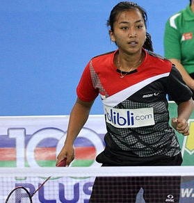 BWF World Junior Championships 2014 – Day 5: It's Eka Putri's Day