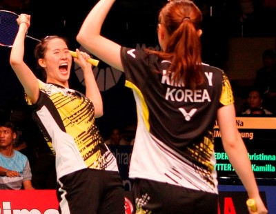 BCA Indonesia Open 2014 – Day 4: Lee-thal Koreans Rise to Occasion