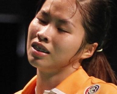 The Star Australian Badminton Open 2014 – Day 3: Intanon Falls to Han Li
