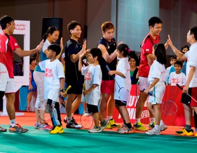 Top Players Launch Shuttle Time Dubai