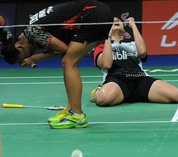 Li-Ning BWF World Championships 2014 – Day 3: Chinese 'Bao' Out