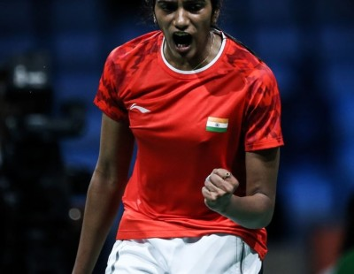 Li-Ning BWF World Championships 2014 - Day 5: Sizzling Sindhu into Semi-Finals