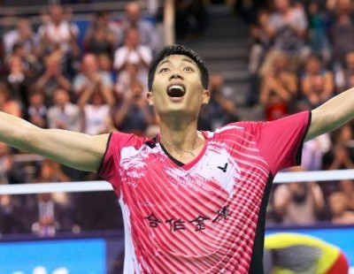 Yonex French Open 2014 – Day 6: Chou Scripts Parisian Fairytale