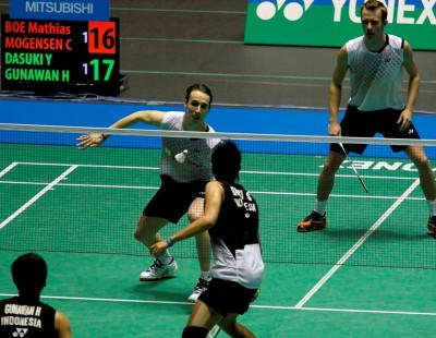 Japan Open: Day 3 - Sakai Surges into Quarters