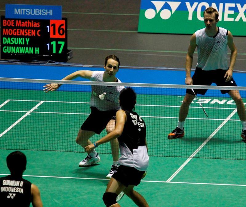 Japan Open: Day 3 – Sakai Surges into Quarters