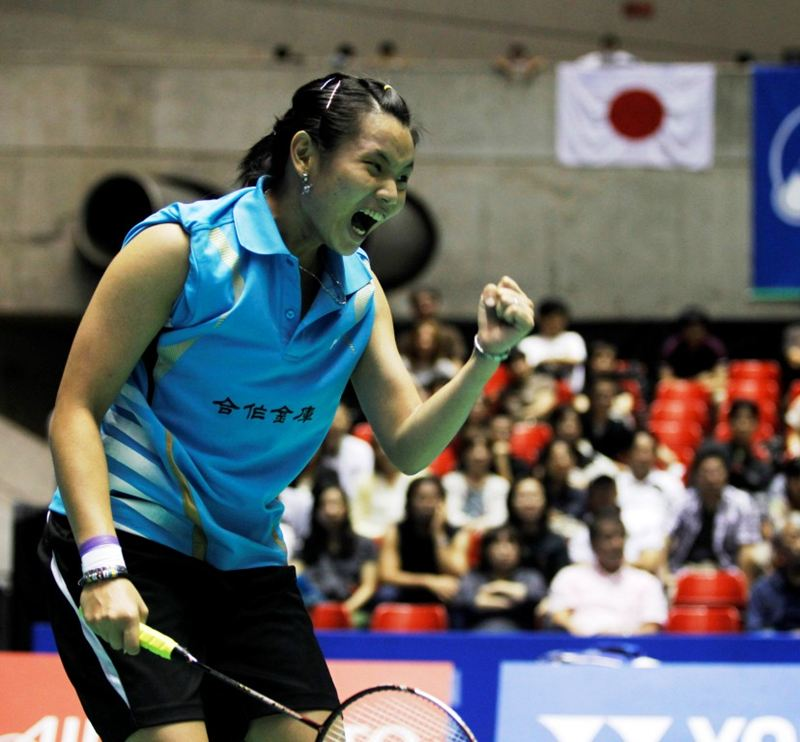 Japan Open: Day 5 – Tai Tzu Ying Dazzles Against Sung Ji Hyun