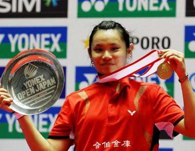 Japan Open: Day 6 - Tai Tzu Ying Celebrates Maiden Superseries Triumph