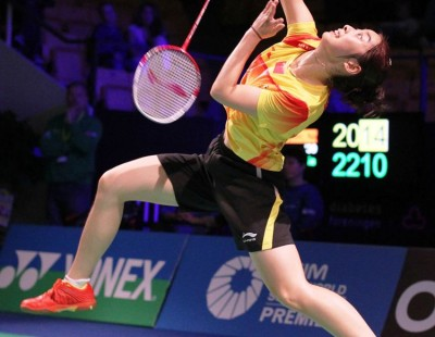Denmark Open: Day 3 - Wang Shixian Pulls Off Another On-Court 'Houdini'