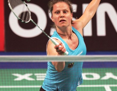 Denmark Open: Day 4 - Schenk Ambushes Li Xuerui; Saina Powers past Tine Baun