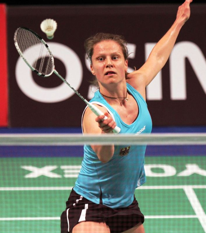 Denmark Open: Day 4 – Schenk Ambushes Li Xuerui; Saina Powers past Tine Baun