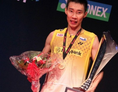 Denmark Open: Day 6 - Chong Wei 'Ce-Lee-brates' Birthday with Denmark Open Win