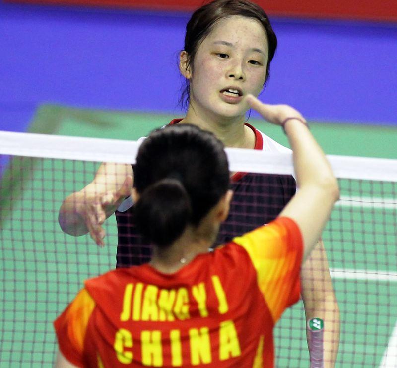 French Open: Day 2 – Jiang falls to Minatsu Mitani