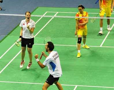 CR Land BWF World Superseries Finals - Day 1 - night: Danes Stun Olympic Champions