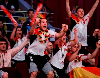Germany Humble Hosts - Day 3: Sudirman Cup