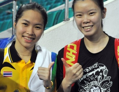 Wang Lao Ji BWF World Championships 2013 - Day 6: Dream Final Is On!