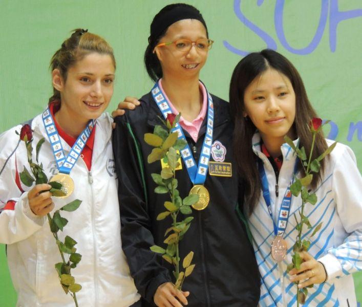 Badminton Success at Summer Deaflympics 2013