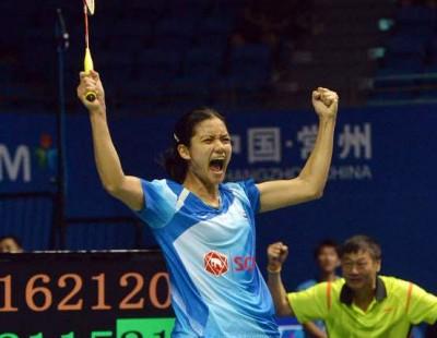 China Masters 2013: Day 5 - Buranaprasertsuk Shocks Olympic Champion
