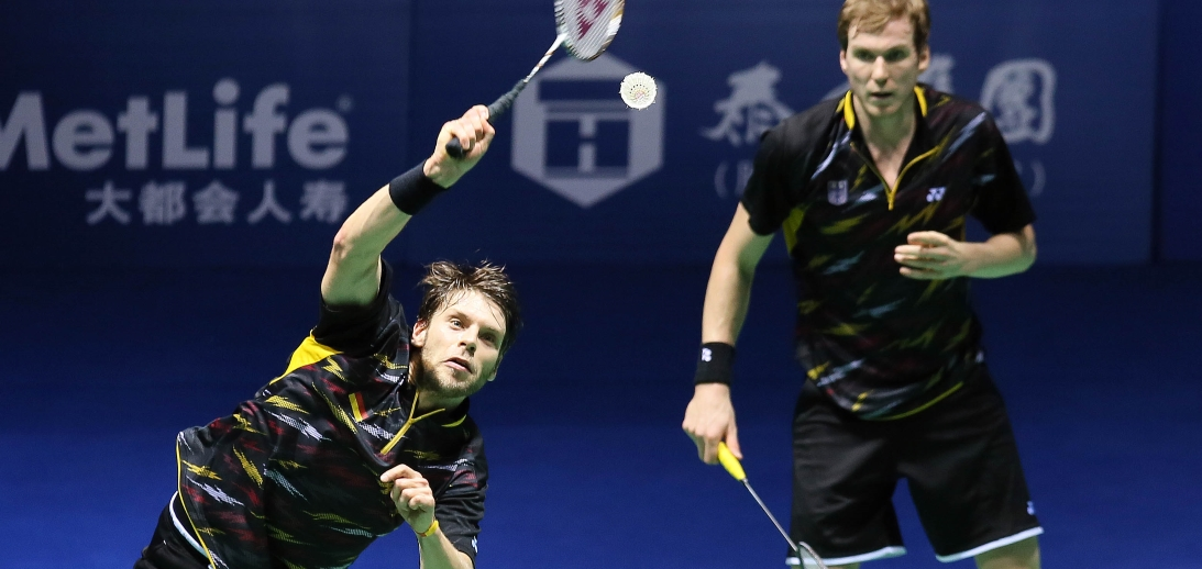 Thaihot China Open 2014 – Day 2: Fuchs/Schoettler Power Past Boe/Mogensen
