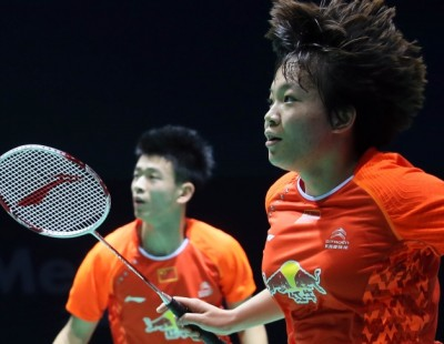 Thaihot China Open 2014 – Day 4: Defending champions Ahmad/Natsir Run Adrift
