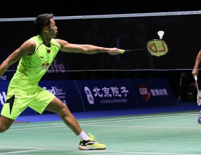 Thaihot China Open 2014 – Day 5: Kidambi in Maiden World Superseries Final