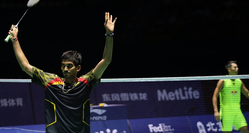 Thaihot China Open 2014 – Day 6: Kidambi, Nehwal Make History for India