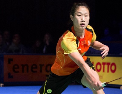 Bitburger Badminton Open 2014 – Review: China's Second String Sweeps Four