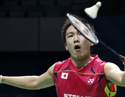 BWF DD WSSF 2014 – Day 2 Session 1: Momota Battles Past Jorgensen