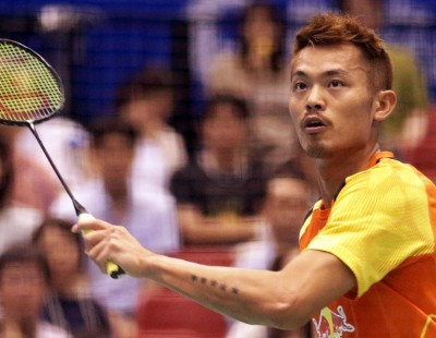 Lin Dan seeded fifth for Yonex All England