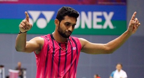 Aggressive Prannoy Trips Jorgensen – Yonex-Sunrise India Open 2015 Day 3