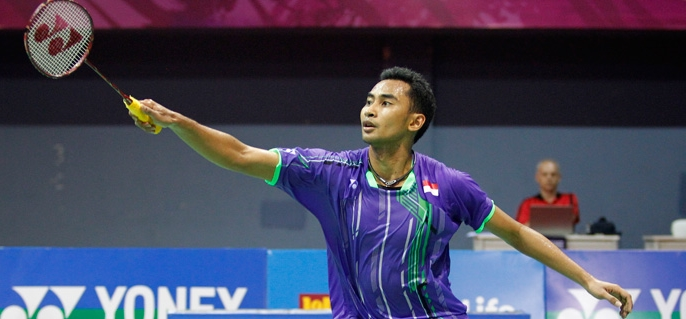 Lin Dan Falls to Sugiarto – Yonex-Sunrise India Open 2015 Day 4