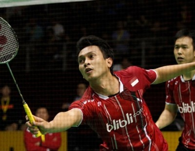 Ahsan/Setiawan Survive Cliffhanger – Dong Feng Citroen BAC 2015 Day 4