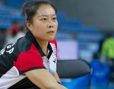 China Shows Para-Badminton Talent