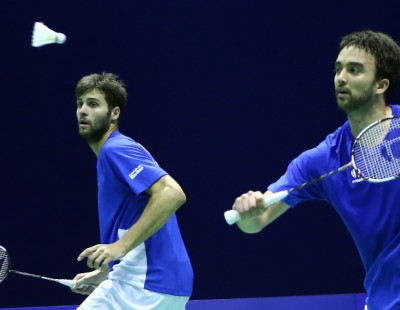 Underdogs Make an Impression – Day 3: TOTAL BWF World Championships 2015
