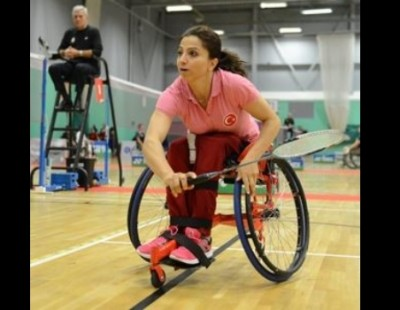 Para-Badminton Worlds' Business End Beckons - BWF Para-Badminton World Championships 2015