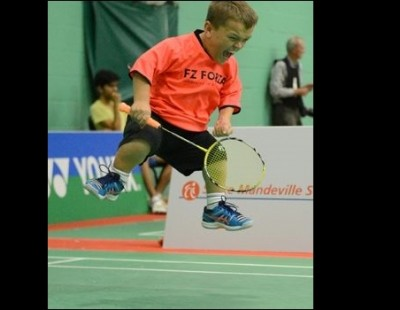 China's 'New Kid' Dethrones Suter-Erath - BWF Para-Badminton World Championships 2015