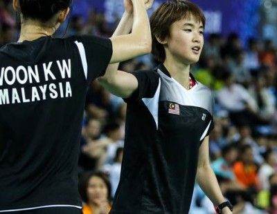 Asian Games 2014 – Day 5: Malaysian Shock for Yu Yang/Wang Xiaoli