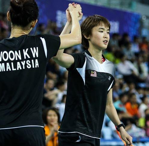 Asian Games 2014 – Day 5: Malaysian Shock for Yu Yang/Wang Xiaoli