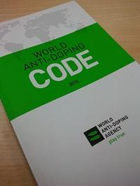 World Anti-Doping Code 2015 - New Regulations 2015