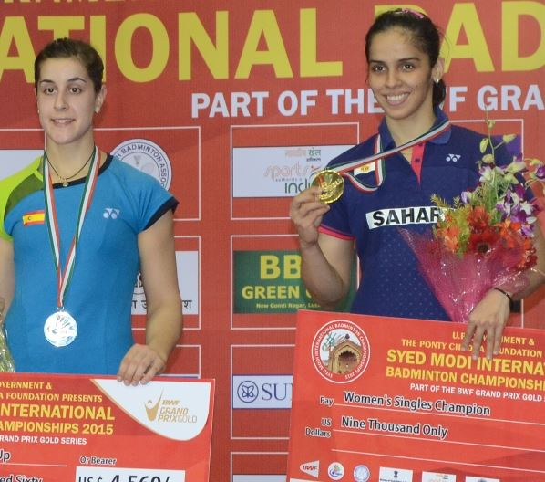 Syed Modi International Badminton Championships 2015 – Review: Parupalli, Nehwal Triumph